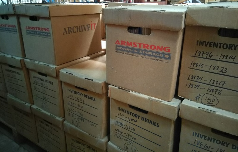 records management & archiving solutions