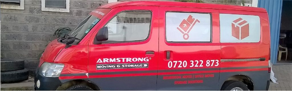 movers in kenya. armstrong movers and storage trucks, best moving company in nairobi kenya